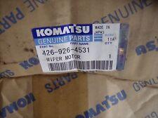 426-926-4531 KOMATSU WIPER MOTOR ASSEMBLY
