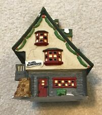 Dept. 56 Dickens' Village Elves Bunkhouse Cottage Vintage Collectibles 1990s