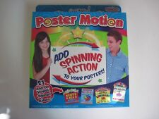 ArtSkills Poster Motion Add SPINNING ACTION To Your Posters w/ 21 ADD ON SHAPES