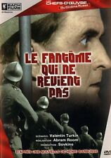 28895//LE FANTOME QUI NE REVIENS BACH FILMS FILM MUETS CARTONS FRANCAIS DVD NEUF