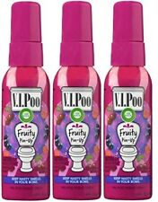 Air Wick V.I.POO Toilet Perfume - Fruity Pin-up (3 Pack)