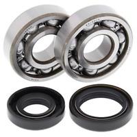 Crankshaft bearing and seal kits For 2002 Kawasaki KX125~All Balls 24-1008