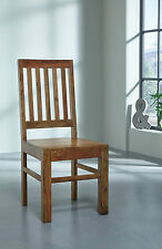 2er Holzstuhl Set Vision 2831,Wolf Möbel,  Küchenstuhl, Stuhl, Akazie, Massiv