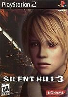 Silent Hill 3 Sony PlayStation 2 complete with sound track