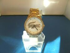 LADIES LACOSTE LC.74.3.34.2478S ROSE GOLD VICTORIA 2000828 WATCH SPECIAL OFFER