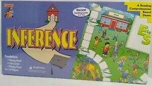 Inference Learning Well game READING COMPREHENSION Level 3.5- 5.0 SEALED