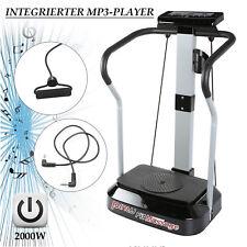 Fitnessgerät Rüttelplatte Vibrationsplatte Vibrationstraining Vibrationstrainer