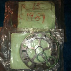 NOS FORD FX15 A/C COMPRESSOR EARLY MODEL GASKET KIT R134A/R12 HIGH TEMPERATURE