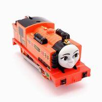 Thomas Trackmaster Nia Motorized 2013 Mattel Train Engine Locomotive Tested