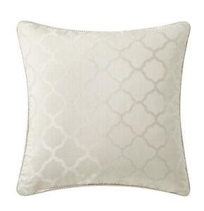 "Waterford Gisella European Euro Pillow Sham NIP  26"" x 26"""