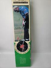 Vintage ARNOLD PALMER indoor Golf Game Excellent Condition Box Damaged