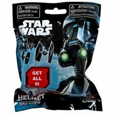 Disney Star Wars Bag Clip One Helmet Hanger Keychain Blind Mystery Pack Bag NEW