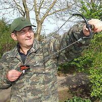 Gardner UltraPult Catapult, Elastics & Spare Pouches / Carp Fishing