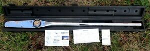 """CDI - 6004LDFE Dial Torque Wrench w/ Handle, 0-600lbs, 3/4"""" Drive (NEW)"""