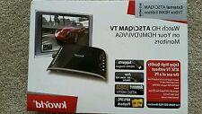 KWorld KW-SA295-Q DE External ATSC-QAM TVBox HDMI Edition