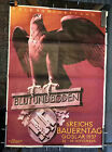 Germany 1937,Blood and Soil, Farmers' day, Goslar 1937, RARE Poster ! See Pics !