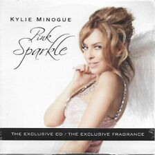 Kylie Minogue Pink Sparkle 5 Track Promo CD Single New & Sealed