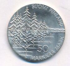 Finnland 50 Markkaa, 1985, 150 J. des Nationalepos Kalevala