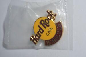 "Hard Rock Cafe : Vintage Honolulu ""Classic Logo"" Pin"