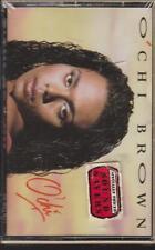 "O'CHI BROWN ""O'CHI"" SEALED CASSETTE 1986"
