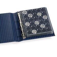 ENCAP pochettes transparentes pour 30 pièces de 10 euros sous capsu-Réf  329237