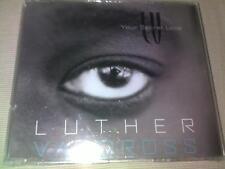 LUTHER VANDROSS - YOUR SECRET LOVE - UK CD SINGLE