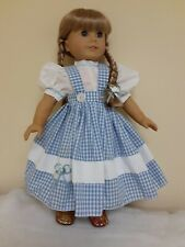 New ListingDoll Clothes To Fit American Girl Doll'S,Dorothy & Gold Dust Shoes,