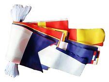 NAUTICAL BUNTING GIANT 25 Metres 40 international signals BOATS SHIPS NAVY FLAG