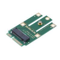 A+E key A key M.2 NGFF wireless module to MINI PCIE adapter for wireless ca BRC3