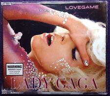 LoveGame [Single] by Lady Gaga (CD, May-2009, Interscope) RARE AUS COPY
