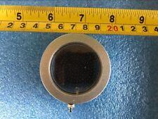Transparent porous vacuum chuck