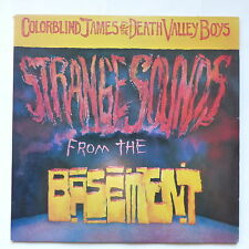 COLOURBLIND JAMES   Death Valley Boys Strange sounds from the basement COOK 042