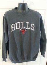 Vintage Chicago Bulls PRO Player Crew Neck Embroidered Sweatshirt 90's JORDAN 23