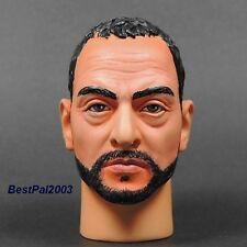 1/6 Scale Hot Toys GIGN Team Leader Head Sculpt