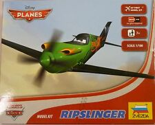Zvezda Disney Planes Ripslinger Snap Together Kit 2063