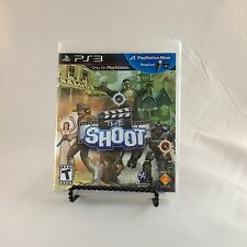 The Shoot PS3 (Sony PlayStation 3) Move Compatible