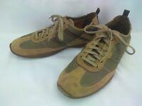 Cole Hann C06470 Men's 9 Air Terrell Casual Shoes - Brown/Green - READ DESC.