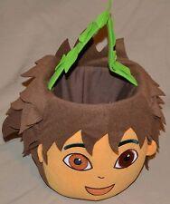 "9"" Go Diego Go Nick JR. Halloween Basket Easter Bag Kids Plush Toys Dolls Dora"