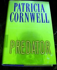 "PATRICIA CORNWELL ""PREDATOR"" HARD COVER BOOK LIKE NEW (ONLY READ ONCE)"