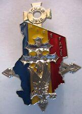 110° Régiment d'Infanterie 1 Compagnie Tchad 2010 Translucide Opération Epervier