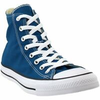 Converse Chuck Taylor All Star Seasonal Hi Top Sneakers Blue - Mens