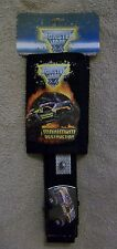 NEW MONSTER JAM MAXIMUM DESTRUCTION BELT WALLET COMBO BILLFOLD FREE SHIP TO US