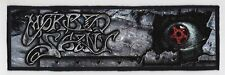 MORBID SAINT SUPERSTRIP PATCH / SPEED-THRASH-BLACK-DEATH METAL