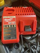 GENUINE New Milwaukee M12 M18 18V Battery CHARGER 48-59-1812 *W/ Carrying Case*