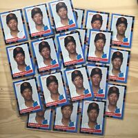 1988 Donruss ROBERTO ALOMAR (LOT OF 27) San Diego Padres Card #34