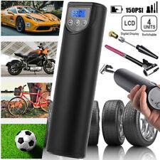 BikeParts Akku-Minipumpe Elumatik USB elektronische Pumpe bis 7 bar Fahrrad