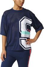 Adidas Stellasport Mesh Collegiate Tee AP6201 - Small