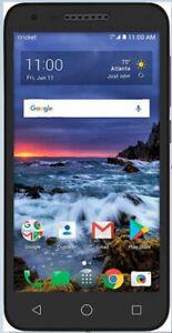 "Alcatel Verso   Cricket Prepaid   16GB   5"" Display   Smartphone   Brand New"