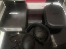 Bose QuietComfort 35 Series II 2 QC35 II Headphones Black - Mint Condition new