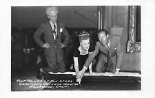 RPPC Foot Prints of the Stars @ Grauman's Chinese Theatre Hollywood, CA~110775